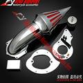 Мотоцикл Изменение воздушного фильтра производительность металла воздушный фильтр в сборе Для Honda Steed 400 600 VLX400 600 Тень VT600
