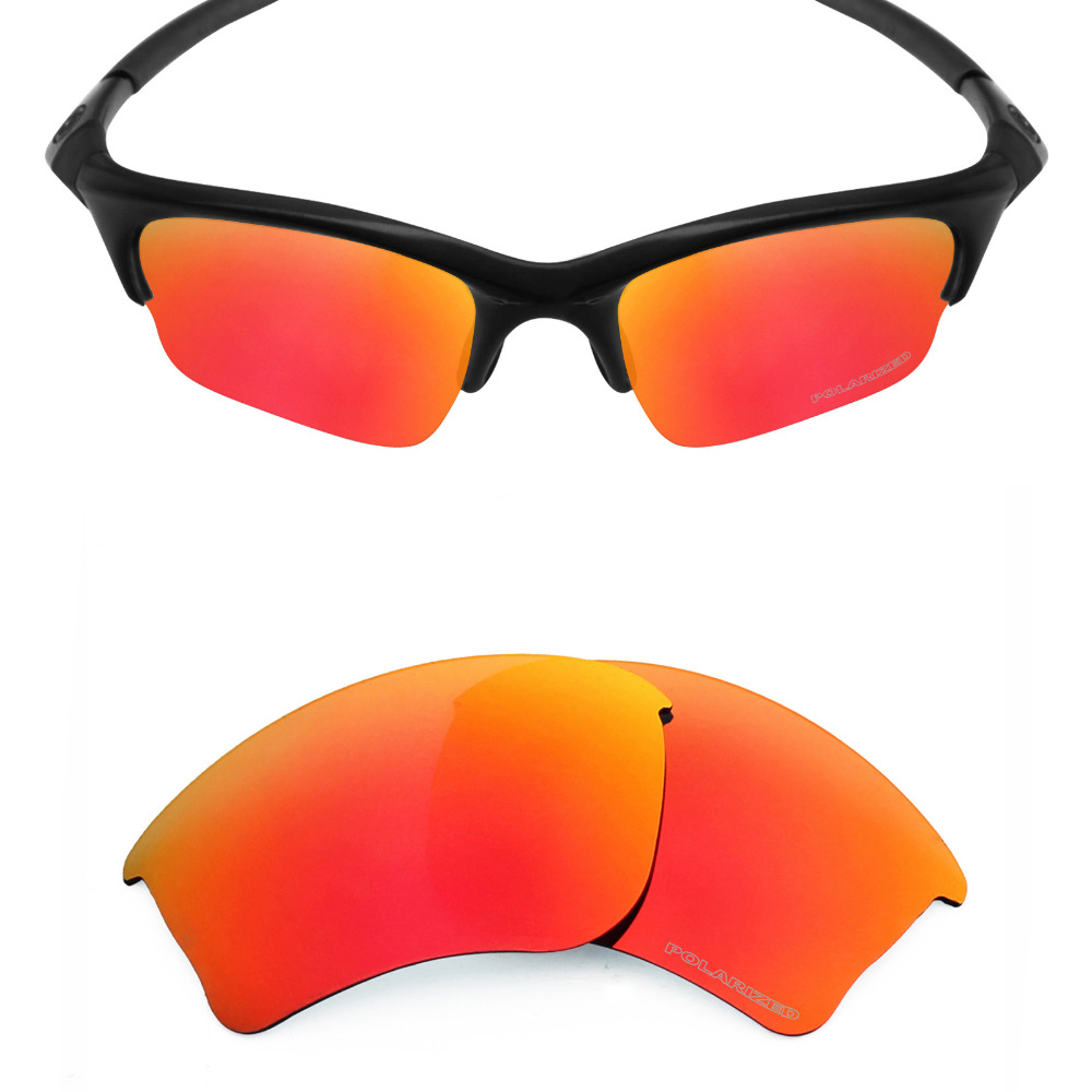 Mryok+ POLARIZED Resist SeaWater Replacement Lenses for Oakley Half ...