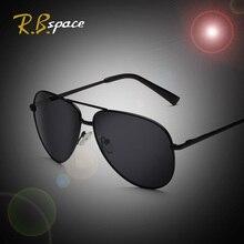 R.B space Sunglasses men 2018 Polarized Sunglasses women Dri