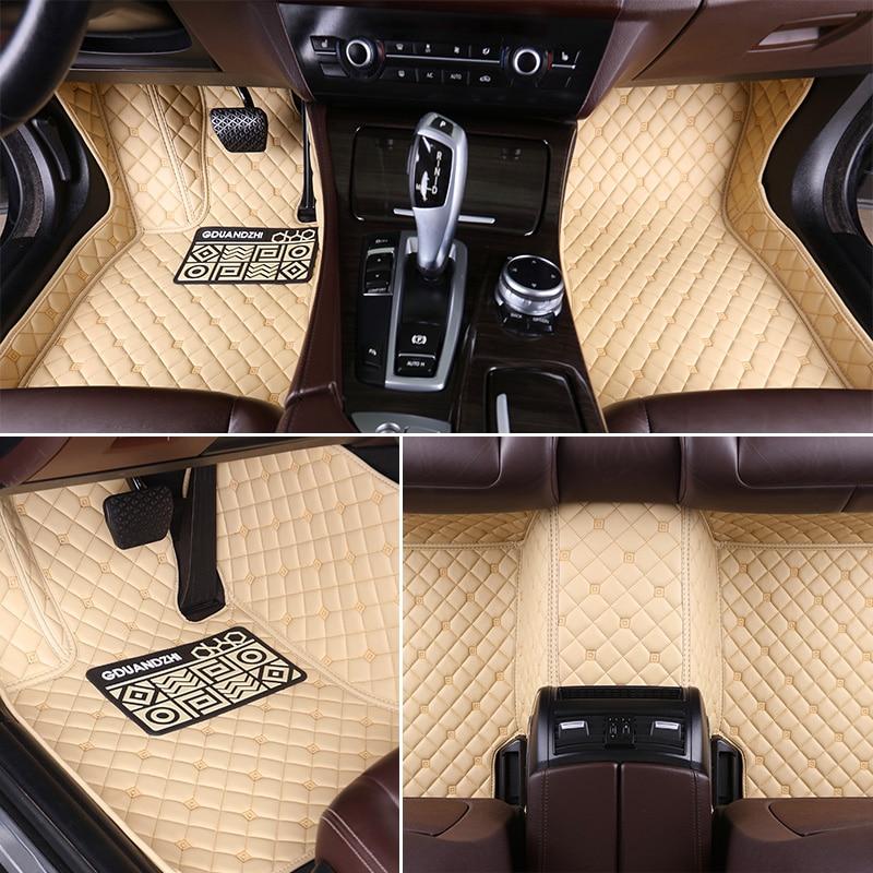 Custom Full Covered Waterproof Carpet Durable Special Car