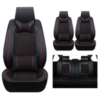 Seat Covers & Supports For Kia K2 K3 K4 K5 K9 SPORTAGE Rui Sorento Borrego cadenza Tire Track Detail Styling Car Seat Protector