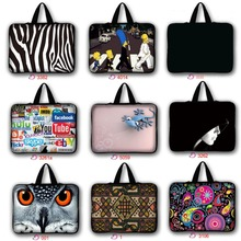 """New Customizable 9.7"""" 10 13 15 17 inch waterproof Notebook Laptop sleeve bag case Computer cover pouch FOr tablet PC LB-nine1"""
