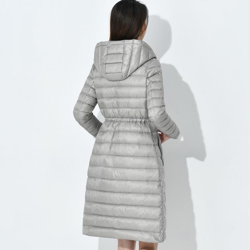Slim 90 Ultra Tout bourgogne Noir gris Duvet Blanc À Bleu Outwear Automne Femmes Lumière Manteau allumette marine Femme 2018 Veste Down De Canard Capuchon qvxdHEwZ