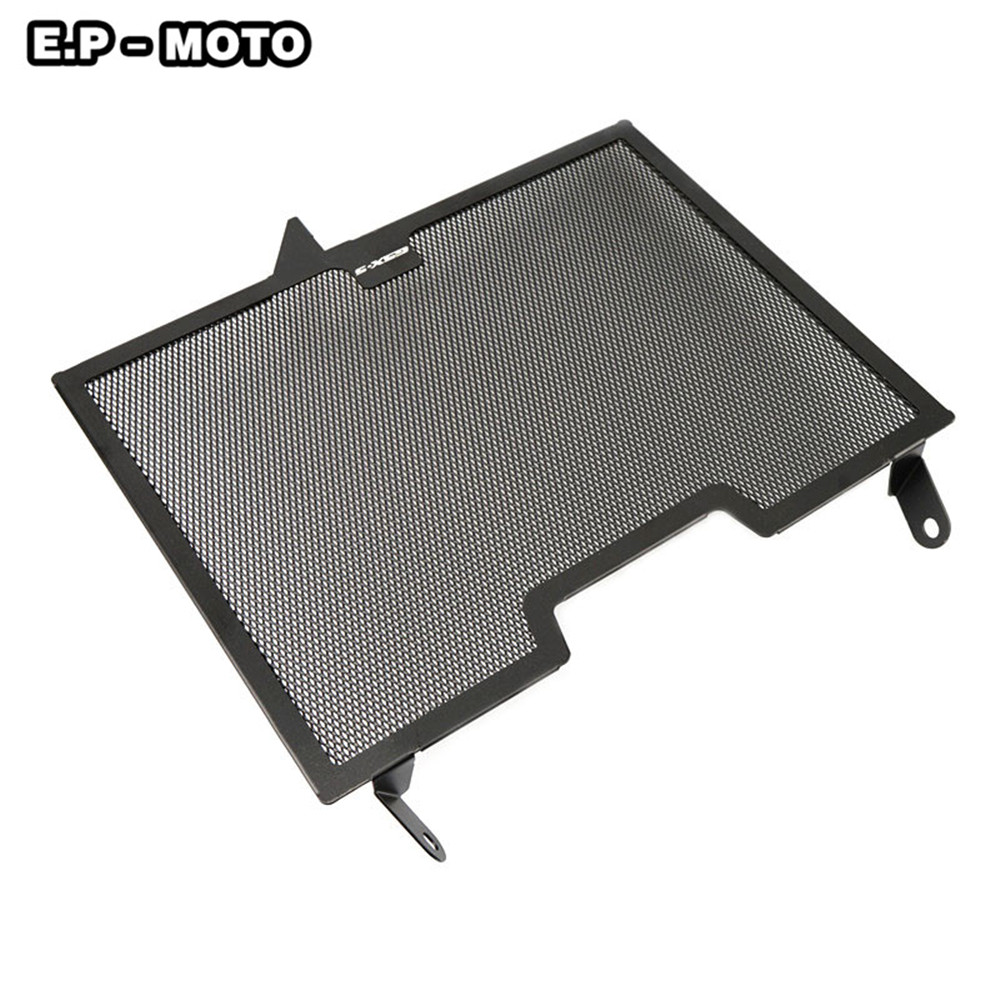 Motorcycle Simple Radiator Grille Guard For Suzuki GSX S1000R 2015 2017 GSX S1000F in Covers Ornamental Mouldings from Automobiles Motorcycles