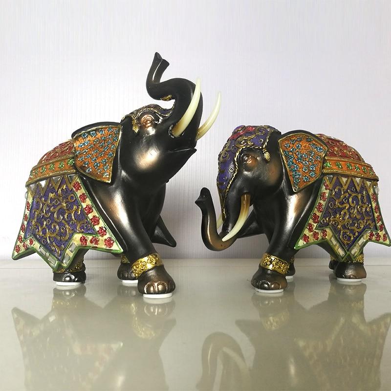 online get cheap decorative elephant statues -aliexpress