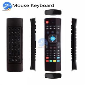 Image 4 - MX3 2.4Ghz Draadloze Afstandsbediening Toetsenbord Voor Fly Air Mouse Android Tv Set Box Ir Afstandsbediening