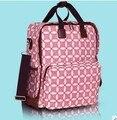 Promoción! bolso del panal del pañal bolsa para mamá y con cambiador para bebés infante maternidad cosas bolsas de almacenamiento