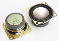 2 дюймовый динамик мини аудио DIY спикер 4Ohm 3 Вт 53 мм