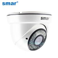 Smar 720P 960P 1080P HD Dome IP Camera With 4X Zoom 2 8 12mm Manual Varifocal