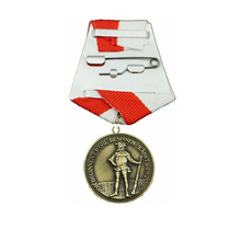 Customized ancient bronze medals with for competitive prices