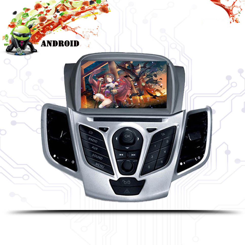 Android 9 0 2 Din Car Radio For Ford Fiesta 2008 2009 2010 2011 2012 2013 2015 2016 2017 18 Multimedia Gps Video Dvd Player Unit Car Multimedia Player Aliexpress