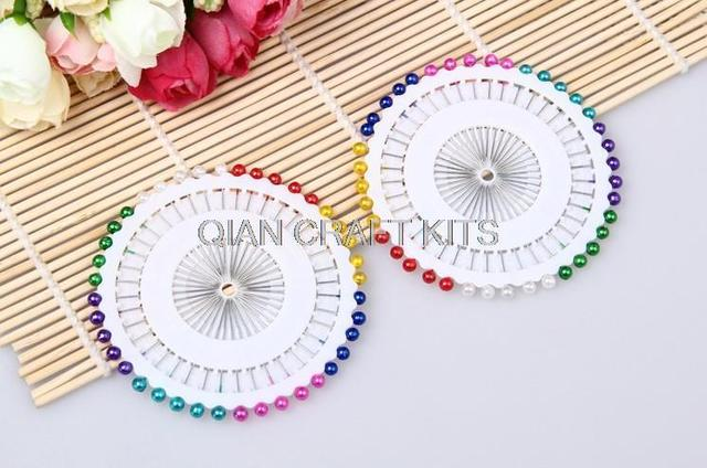 60 wheels multi colored do it yourself wedding floral supply pearl 60 wheels multi colored do it yourself wedding floral supply pearl pins sewing pins corsages colored solutioingenieria Choice Image