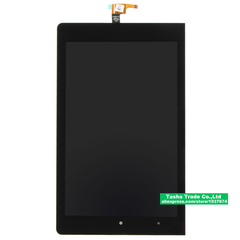For Lenovo yoga 8 B6000 Touch Screen Panel Digitizer Glass LCD Display Assembly Replacement original lcd screen display panel touch glass digitizer assembly replacement for lenovo yoga 720 15ikb 80x7001tus uhd 3840x2160