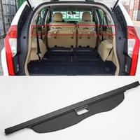 For Mitsubishi Pajero Montero Shogun Sport 2016 2017 2018 Black Rear Trunk Security Shield Cargo Cover Parcel Shelf Car Styling