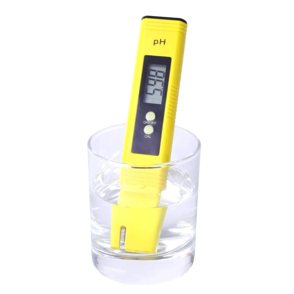 Digital Ph Meter 0.01 High Accuracy Quality 0-14 Measurement Range For Drinking,Pool And Aquarium Water PH Tester With ATC