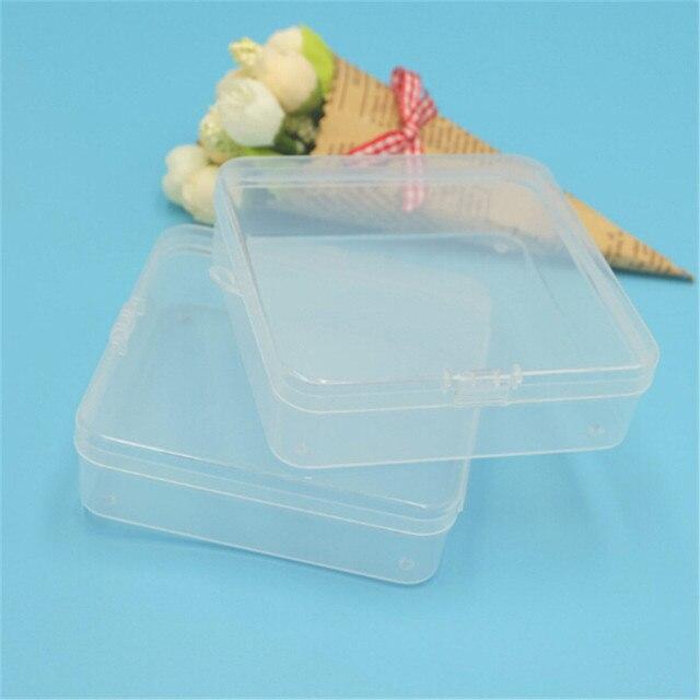 1 Pc portátil transparente bebé recién nacido bebé niño chupete pezón cuna soporte caja de almacenamiento contenedor para pezón