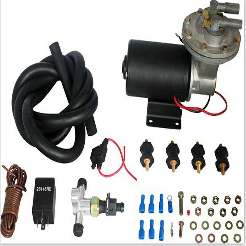 Accessoires de voiture Nouvelle Électrique Pompe À Vide De Frein Kit pour Booster 28146