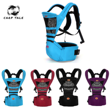 New 0-30 Months Breathable Front Facing Baby Carrier 4 in 1 Infant Comfortable Sling Backpack Pouch Wrap Kangaroo