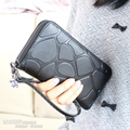 2016 New fashion purse wallet female designer clutch wallets male purse; coin pouch Carteira pouch