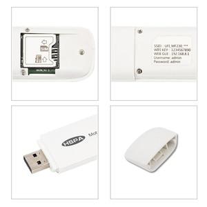Image 5 - 3 4g モバイル wifi ホットスポット車の usb モデム 7.2Mbs ユニバーサルブロードバンドミニの wi fi ルータ mifi ドングル sim カードスロット