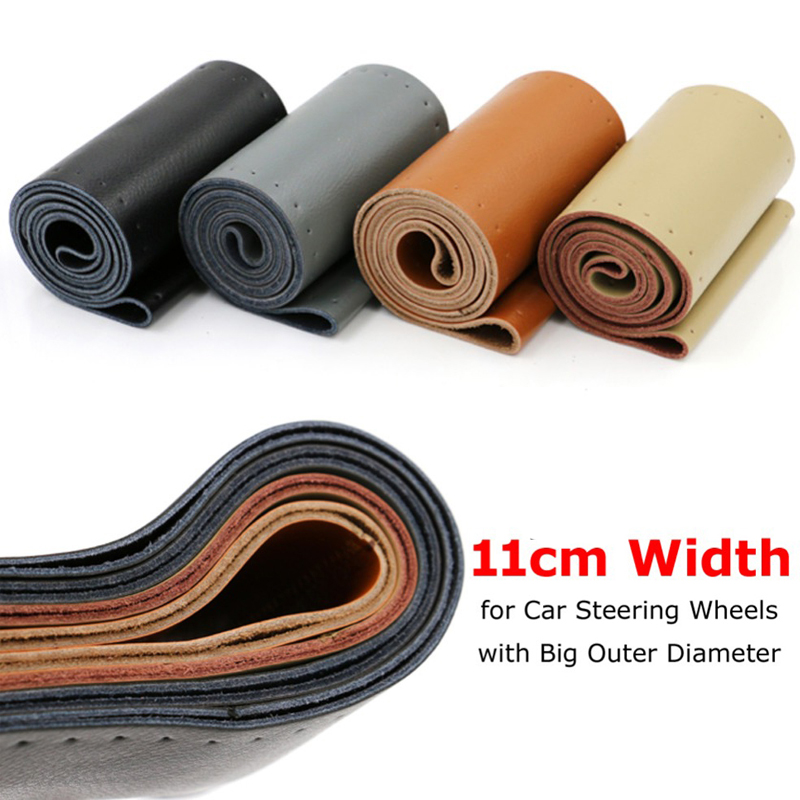 Lled 1PCS 11cm Lled DIY yn gorchuddio olwyn olwyn car carreg 4Hol gwirioneddol 4Color Styling Car gwrth-slip gwrth-slip