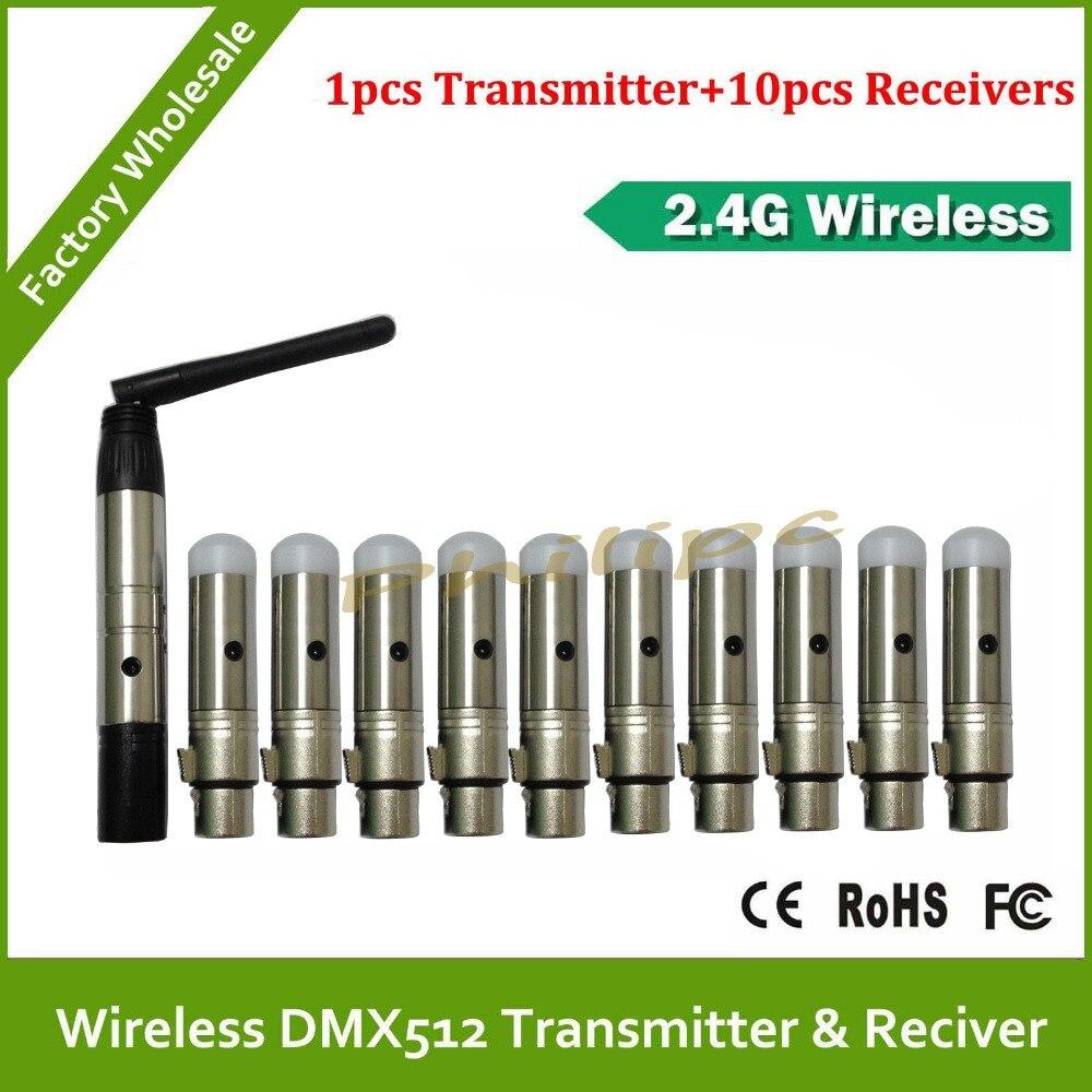 DHL  Free Shipping Wireless dj dmx console dmx controller