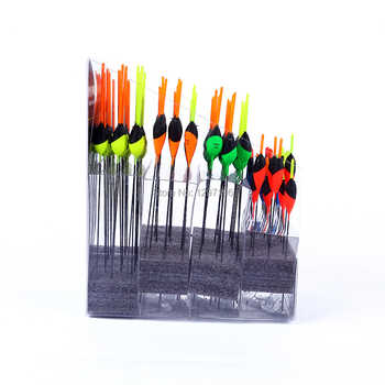 FISH KING Free shipping bobber fishing floats 0.15G 0.2G 0.3G 0.4G 0.5G 0.75G Mini Multi different size for fishing tackle - DISCOUNT ITEM  50% OFF Sports & Entertainment