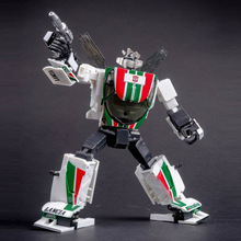 KO Version Transformations TAKASA TONY Masterpiece MP-20 Wheeljack PVC Model Action Figure Toys For Gift Car Deco