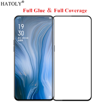 OPPO Reno 10X Zoom Glass Tempered for Film Full Glue Cover Screen Protector