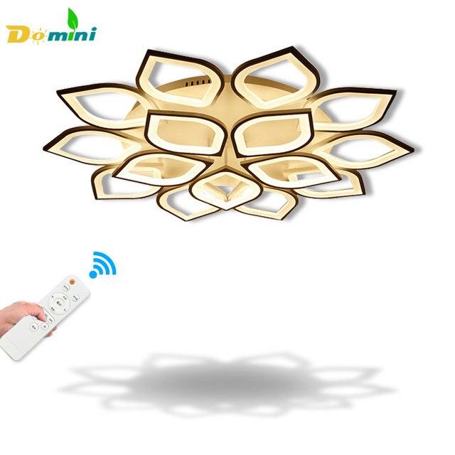 aliexpress koop nieuwe acryl led bloem plafond verlichting