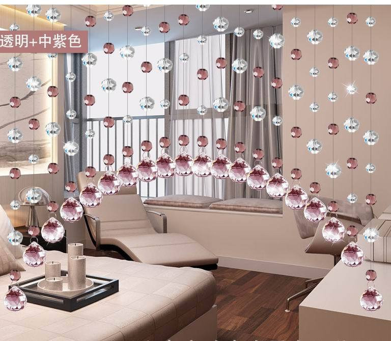 Free shipping! Top quality, Nice Glass beads curtain , DIY Crystal Curtain For Home Decoration(10*1.2m/lot)Best selling. 自宅 ワイン セラー