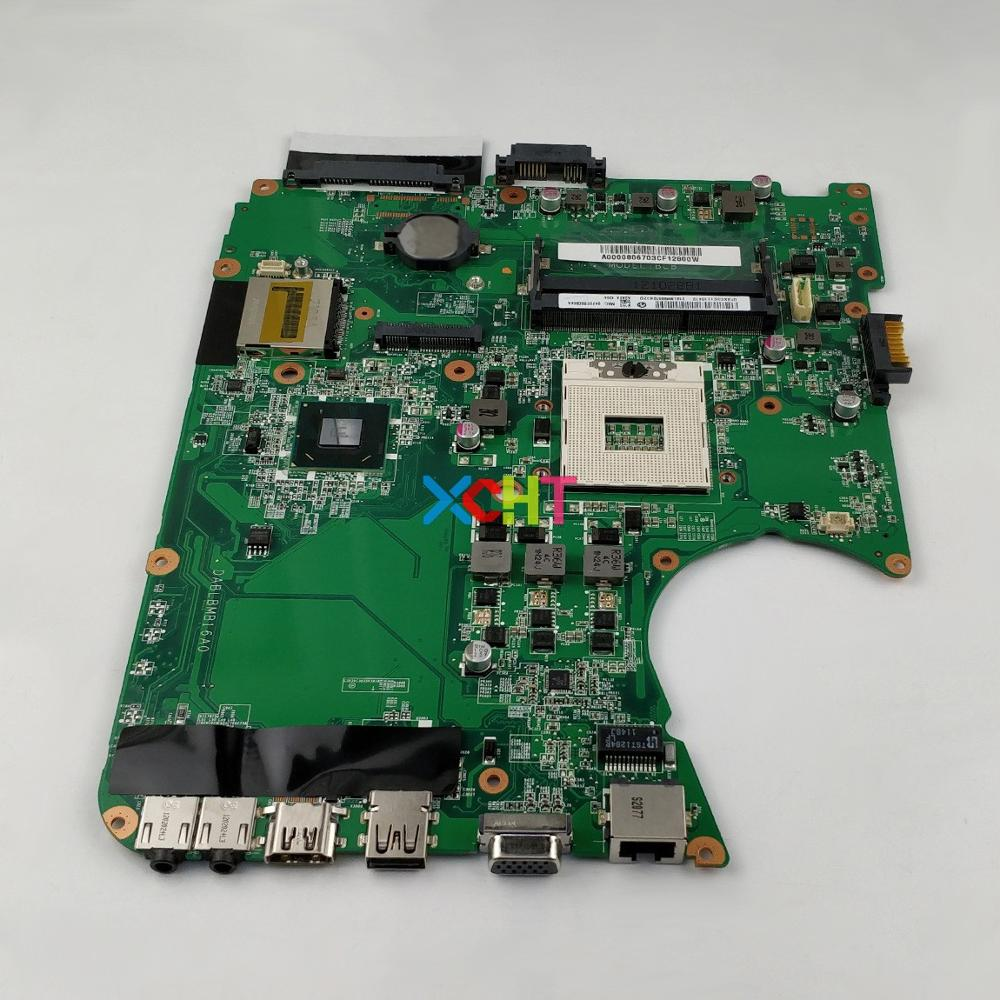 Image 5 - A000080670 DA0BLBMB6F0 HM65 for Toshiba Satellite L755 L750 NoteBook PC Laptop Motherboard Mainboard-in Laptop Motherboard from Computer & Office