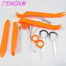 ZYBAISHUN Demontage werkzeuge 12 stücke. Geeignet forVolvo S40 S60 S80 XC60 XC90 V40 V60 C30 XC70 V70
