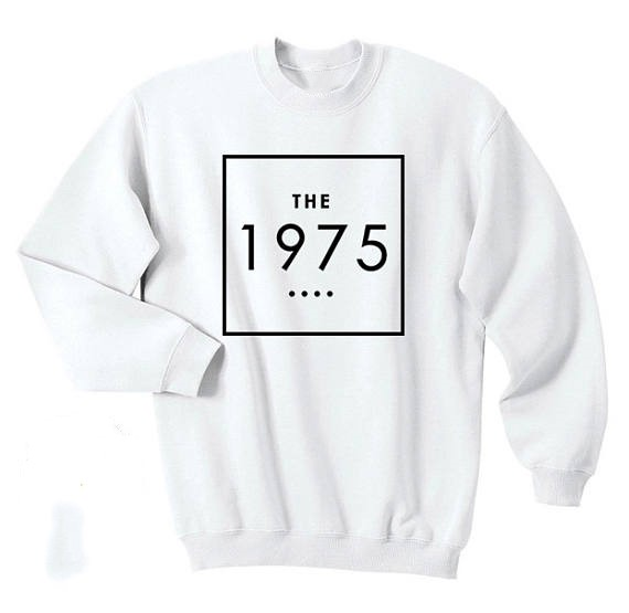 Official 1975 She/'s American Graphic T-shirt Music For Cars Facedown Merch