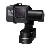WG2X Holder Travel Action Camera 3 Axis Easy Install Accessories Splashproof Wearable Gimbal Stabilizer Stable For Gopro Hero