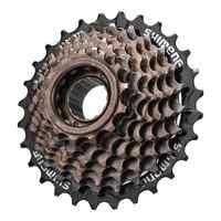 7/8 Speed MTB Mountain Road Bike Freewheel Bicycle Flywheel Cog Cassette Metal Thread Sprocket 7/8-level positioning flywheel