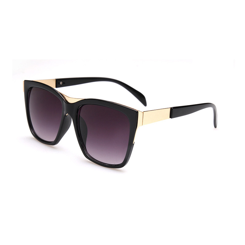Wide Framed Fashion Glasses : 2016 New Fashion Oversize Frameless Goggle Sunglasses Men ...