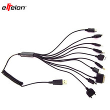 effelon Mobile Cellphone Charger Multi 10 in