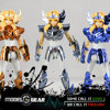 NEW ARRIVAL GREAT TOYS GreatToys GT EX Saint Seiya Cygnus Hyoga V3 Myth Cloth Action Figure