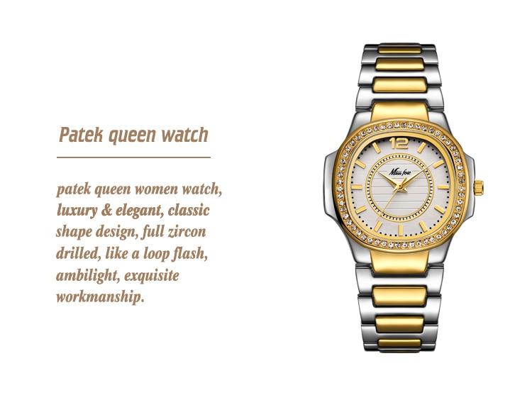 Women Watches Women Fashion Watch 19 Geneva Designer Ladies Watch Luxury Brand Diamond Quartz Gold Wrist Watch Gifts For Women 11