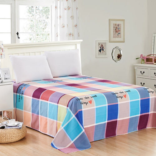 Uk Full Ed Sheet Bed Sheets 100 Poly Cotton 4 Sizes New Flora Color In From Home Garden On Aliexpress Alibaba Group