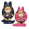 Novo Urso Bonito Mochilas Presente para Crianças Saco de Escola Dos Desenhos Animados Linda Boneca saco do jardim de Infância para Crianças Saco De bebê de Boa Qualidade