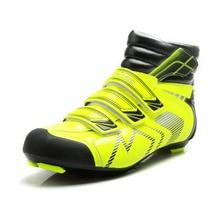 Высокая Лодыжка Велоспорт дорожный гоночный велосипед обувь Профессиональный дышащий велосипед самоблокирующаяся обувь дорожный велосипед ботинки для мужчин