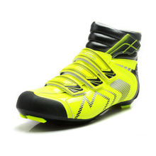 High Ankle cycling road racing bicycle shoes professional breathable bike self-locking shoes road bicycle boots For Men