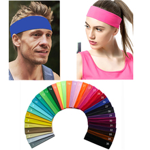 (12 pieces/lot) Solid & Printing Cotton Headbands in assorted colors