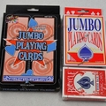SÚPER cubierta Gigante (17.5x12.5 CM) cartas mágicas poker juegos de magia magic accesorios