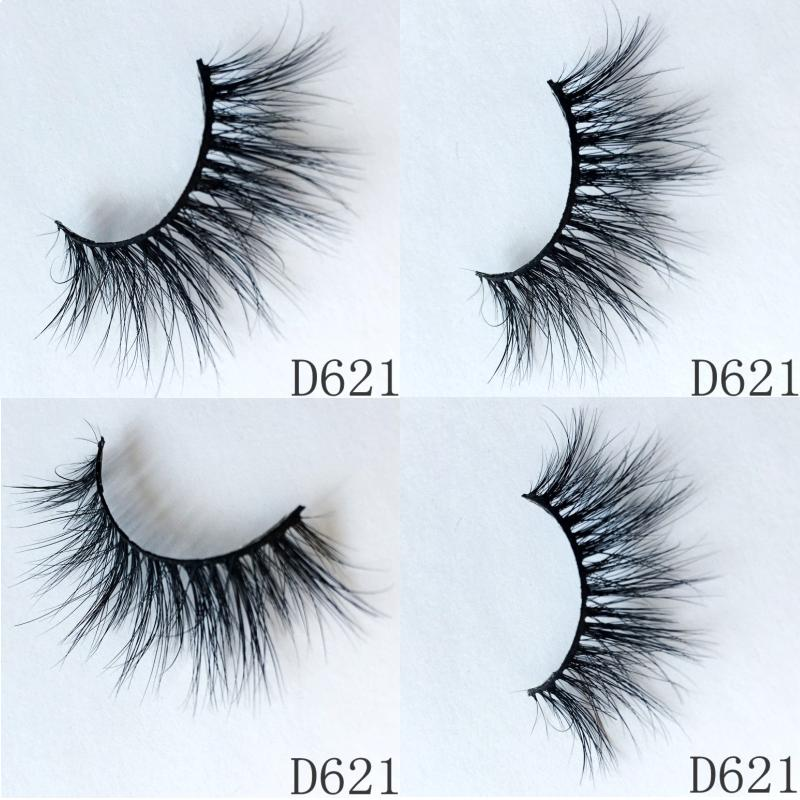 Beauty & Health New High Quanlity 3d Real Mink Lashes Soft Thick Ups Free Shipping 100pair Wholesale 3d Mink Eyelashes Eye Lashes China Vendor