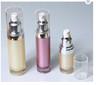 100ml Most Popular Factory Supplier Acrylic Jar Luxury Lotion Acrylic Bottle/packaging
