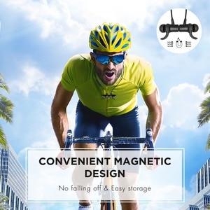 Image 4 - Mpow auriculares S11 ipx7 impermeables con Bluetooth 5,0, dispositivos deportivos APTX con diseño magnético y 9H de reproducción para iPhone, Samsung, Huawei y Xiaomi