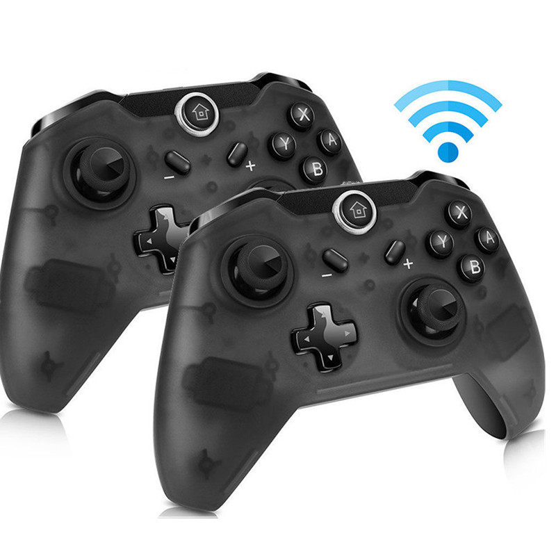 Bluetooth Wireless Switch Gamepad Pro Remote Controller for Console Joypad Game Player Wired